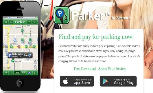 Free Parker app