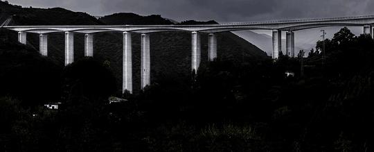 Bridge- Ausol-Highway