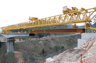 Ferrovial-Agroman-Maquinaria-Carro-Comtec-Viaducto-Barranco-Batalla