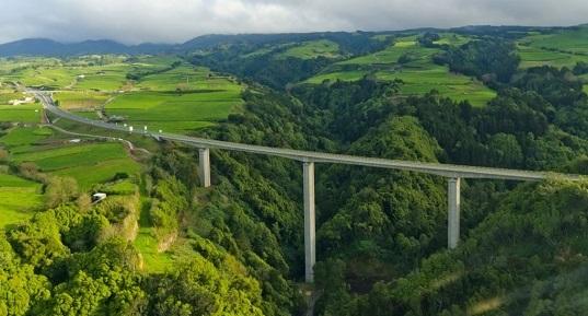 Bridge Azores Euroscut Ferrovial