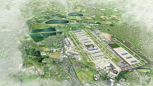 Ferrovial-Airports-Heathrow-option-1-North