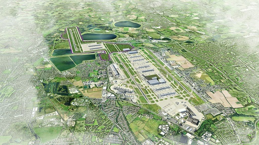 Ferrovial-Airports-Heathrow-option-2-South West