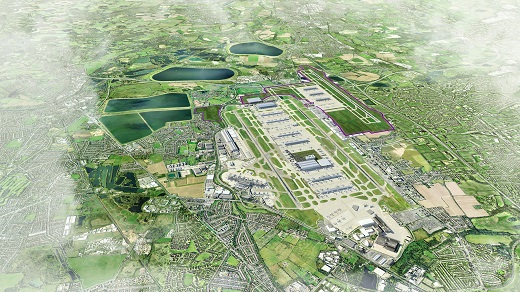 Ferrovial-Airports-Heathrow-option-3-North West