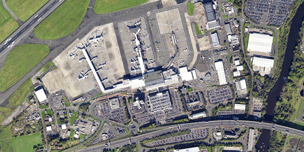 Glasgow Airport Ferrovial