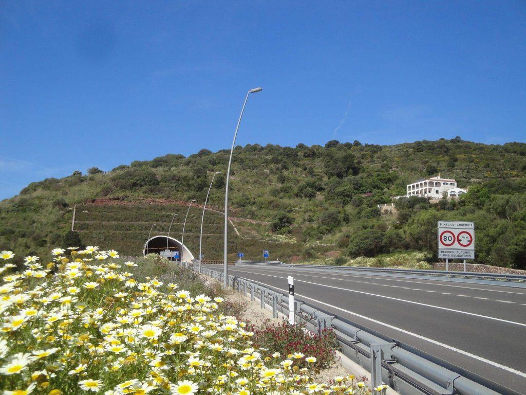 Variante Ferreries Menorca