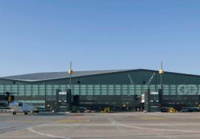 Aeropuerto Gdansk Polonia Budimex Ferrovial