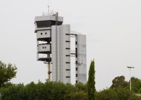 Ferrovial blog- control tower of the airport of Alicante FerroNast unit