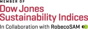 logotipo dow jones sustainability indices