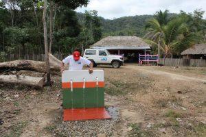 proyecto de agua en colombia ACH y Ferrovial