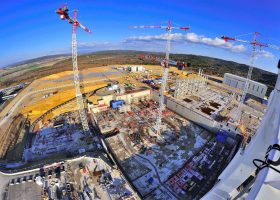 project ITER about nuclear energy