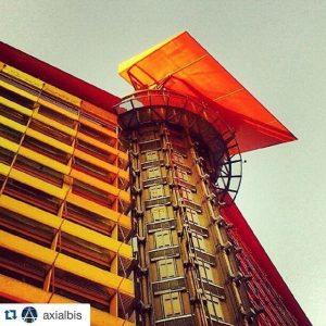 Hotel Silken Puerta de América by @axialbis
