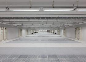 Innovador centro de datos Telefonica construido por Ferrovial