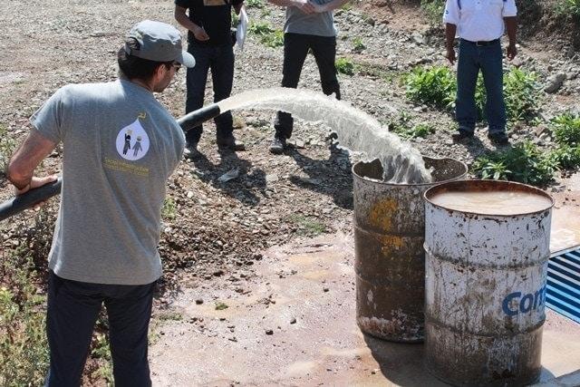 programa RSC proyecto de agua en México