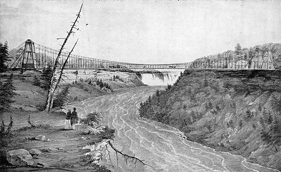 litografia-puente-rio-niagara-historia-cometa