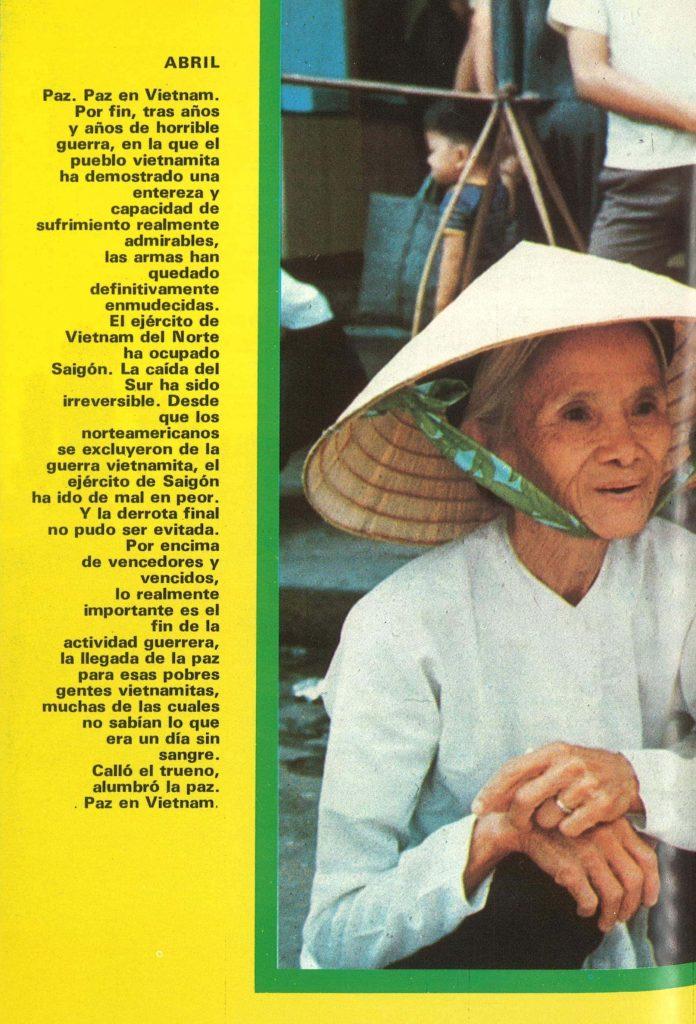 alamanque agroman 1976 homenaje vietnam
