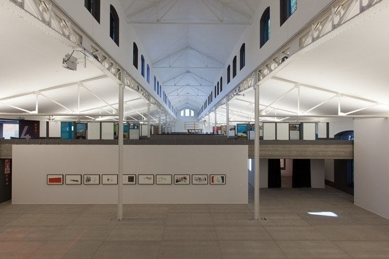 Refurbishment of the Matadero Madrid