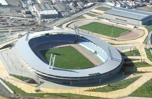 estadio mediterráneo almeria