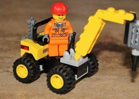 lego grua construccion arquitectura ingenieros