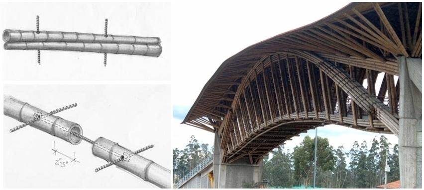 bogota bridges lesser elements of construction