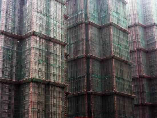 Edificio en Hong Kong