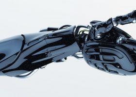 Un brazo bionico la robotica