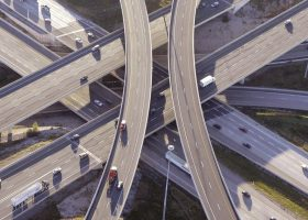 La autopista ETR 407 en Canadá