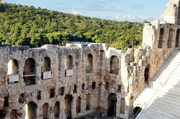 Grecia -evolución de la arquitectura