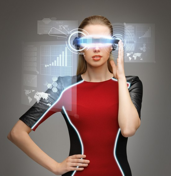Initiative 2045- A cyborg person