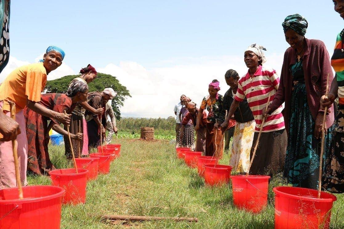 agua y saneamiento en etiopia RSC ferrovial