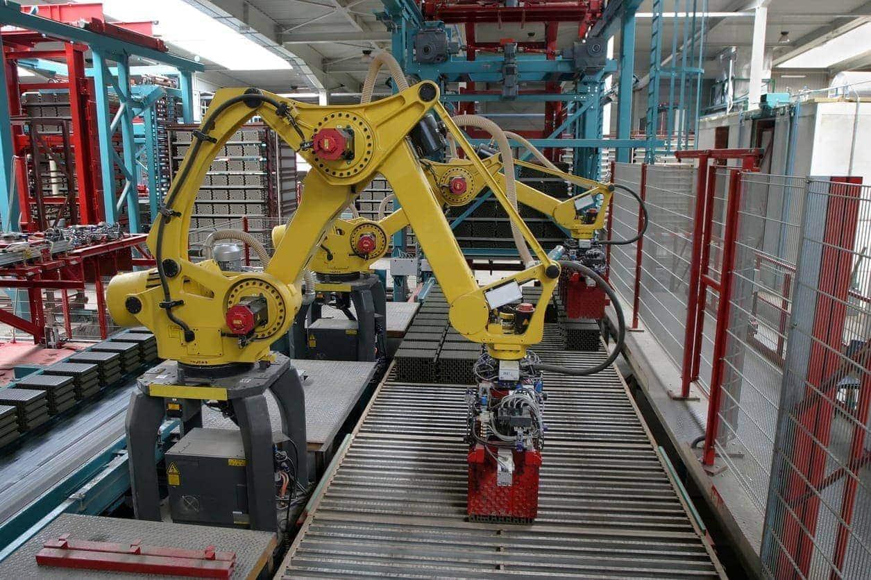 teaching industrial robots