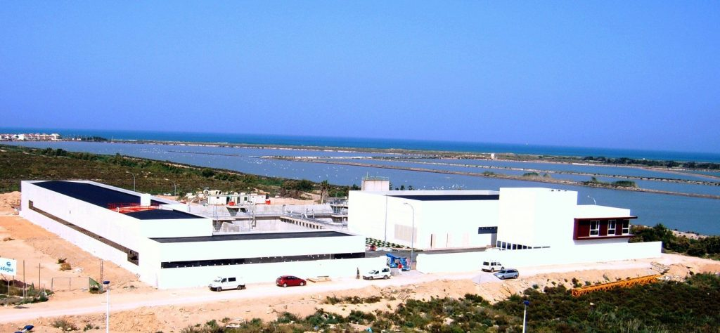 water treatment san pedro