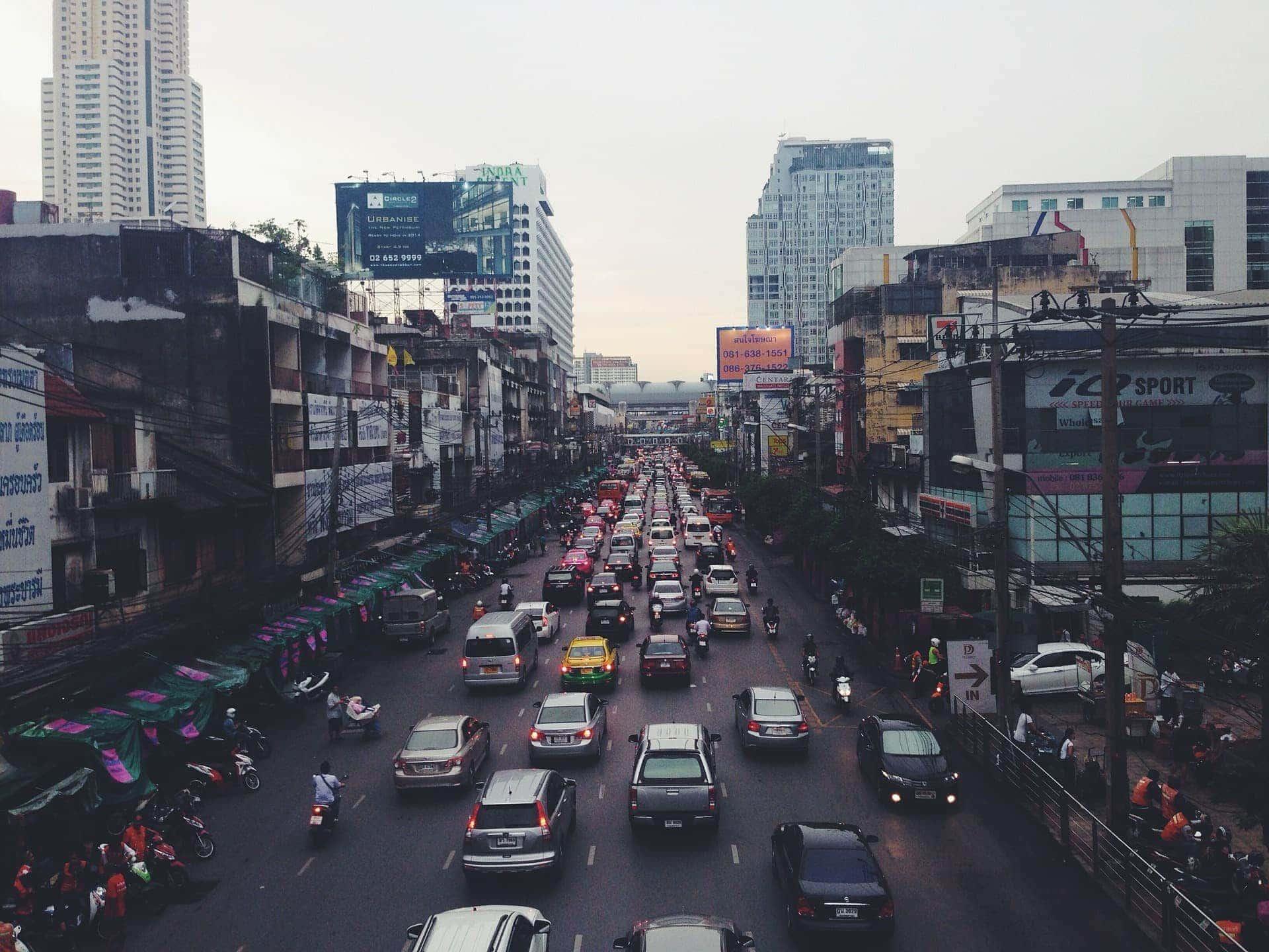 El big data como vía para el control de contaminación en ciudades ...