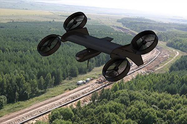 inspección de puentes con drones