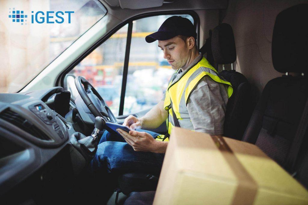 app de facturación transportista en recorrido