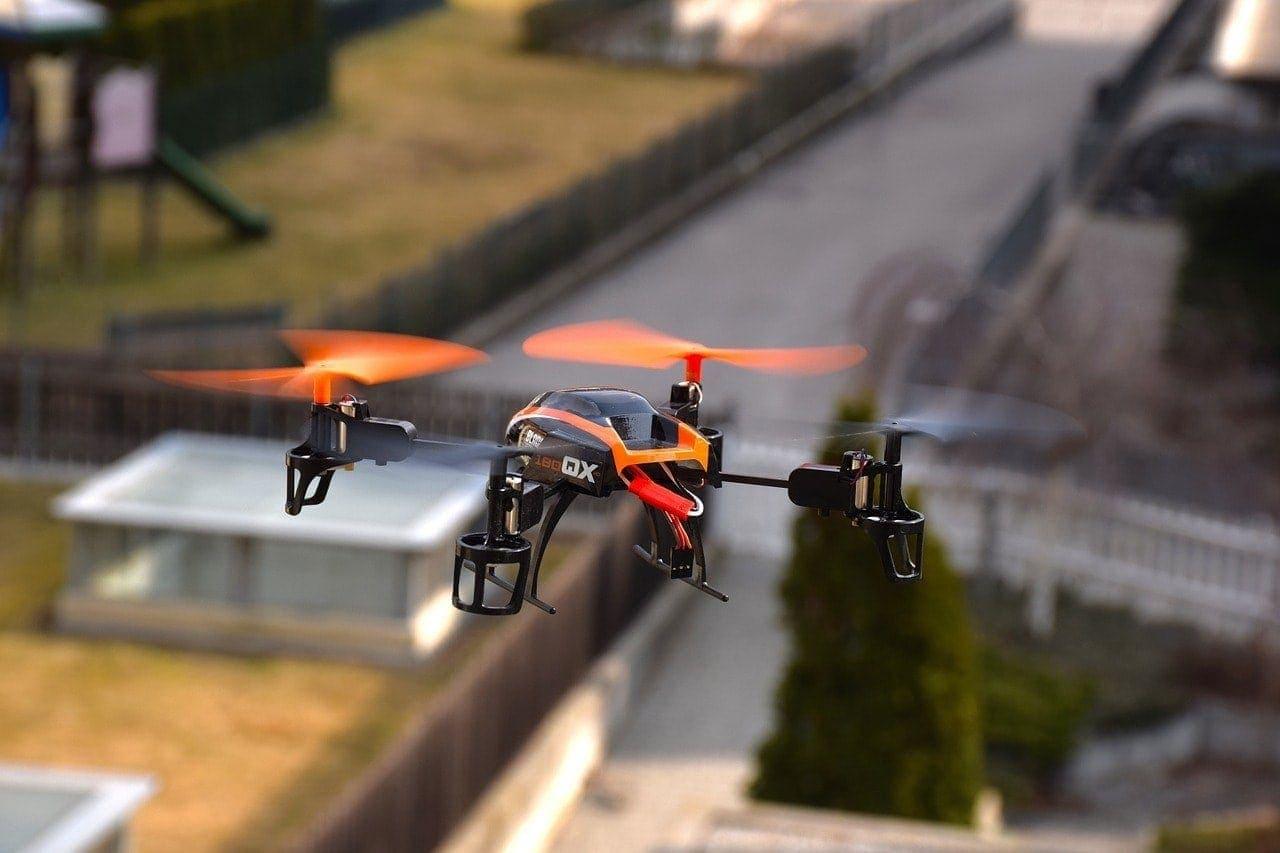 los usos de los drones ferrovial digital hub