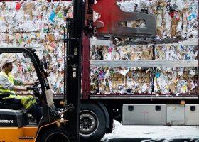 plastic recycling ferrovial spain