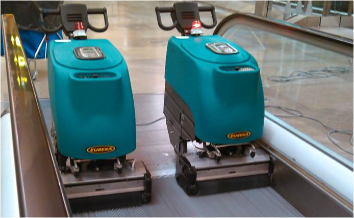 robots limpiacristales madrid barajas