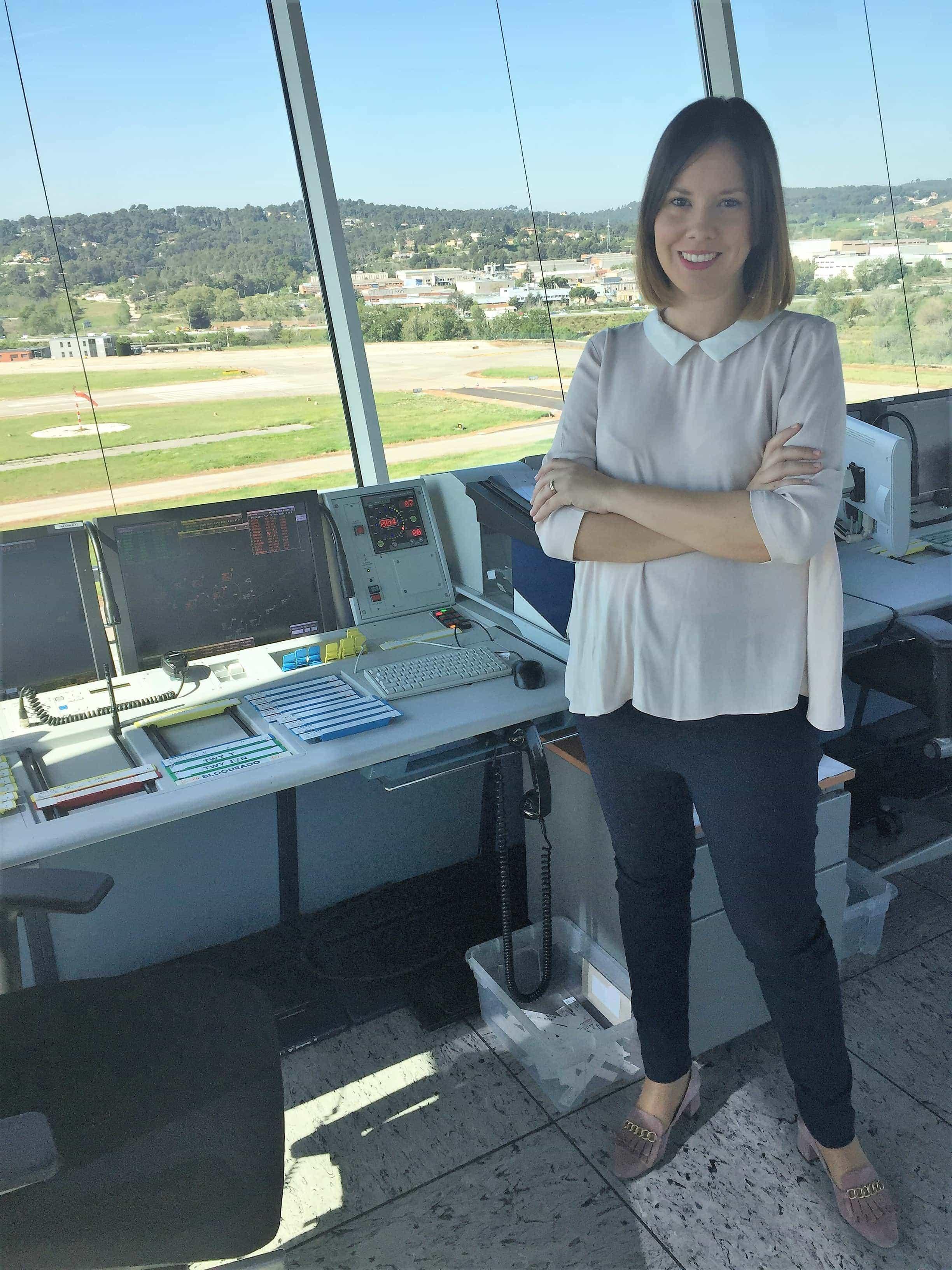 air traffic controller ferronats barcelona