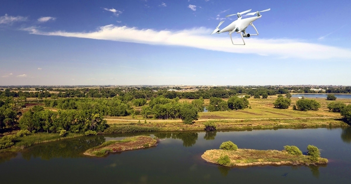 drones-for-environmental-monitoring-