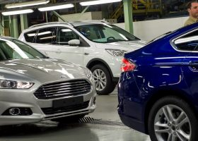 zero waste to landfill ford cars in factory