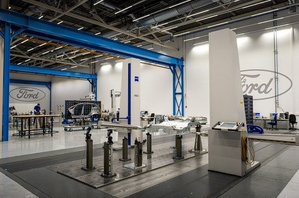 zero waste to landfill ford production factory