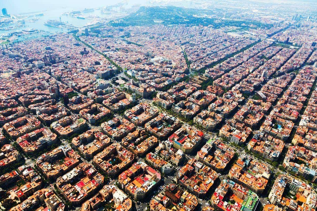 arquitectura tradicional barcelona