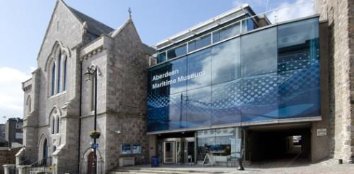 exposiciones de verano aberdeen maritime museo
