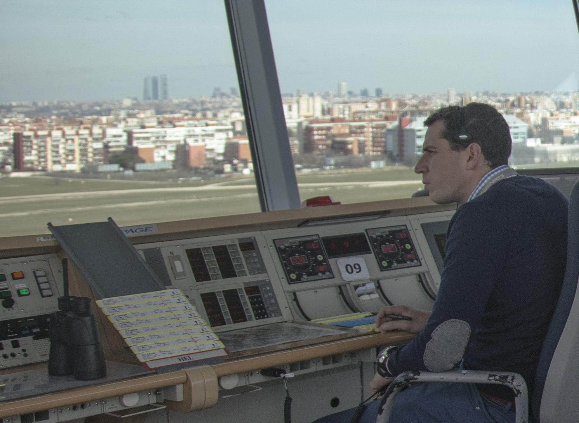 torre de control cuatro vientos