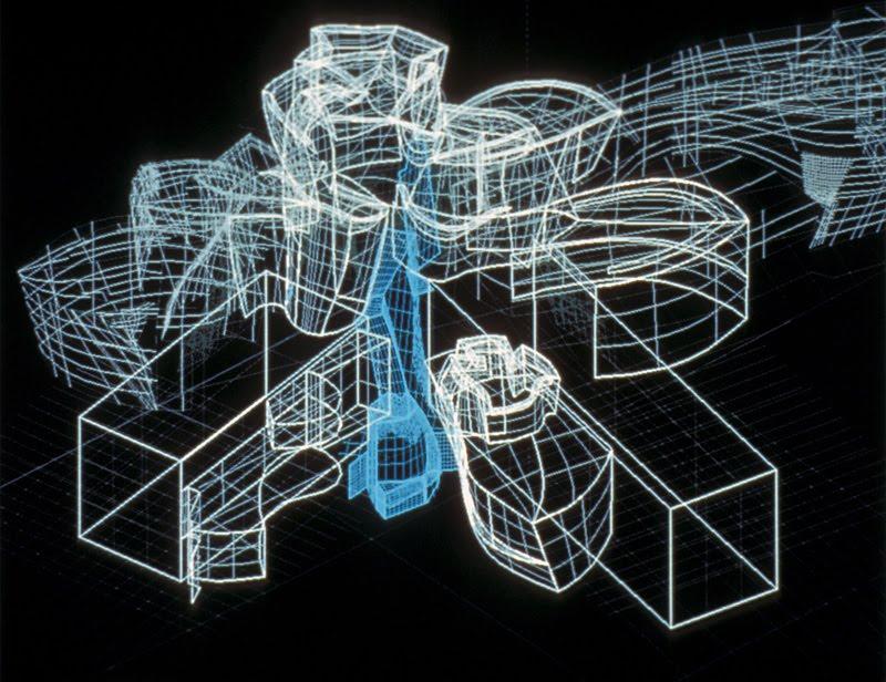 digitalizacion modelo 3d museo guggenheim bilbao