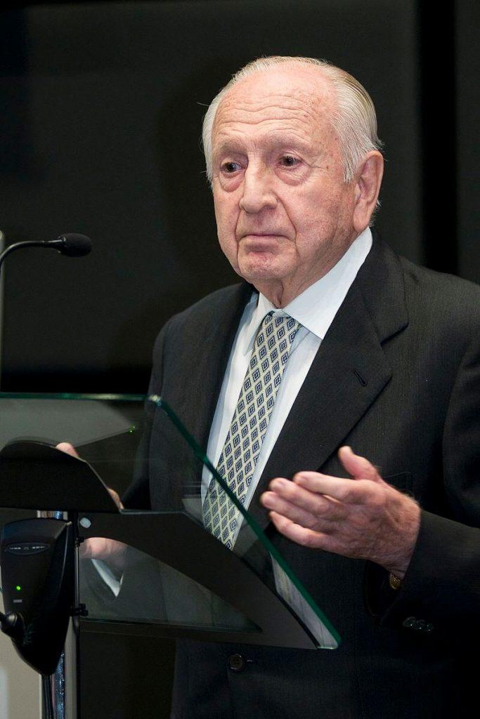 Architect Antonio Lamela