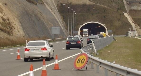 seguridad mantenimiento carreteras
