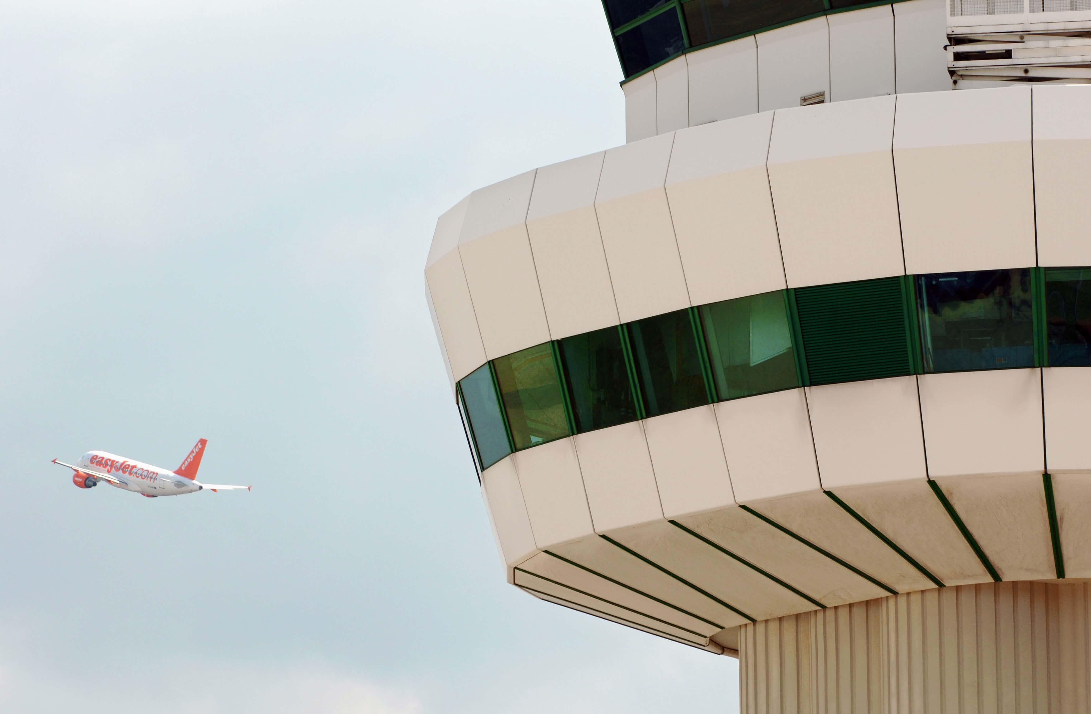 Control aéreo