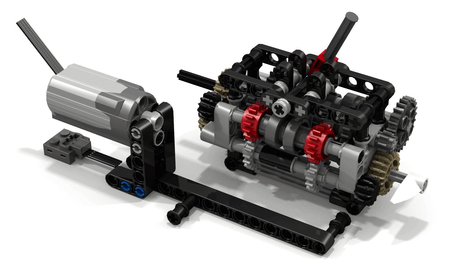 Máquina Lego