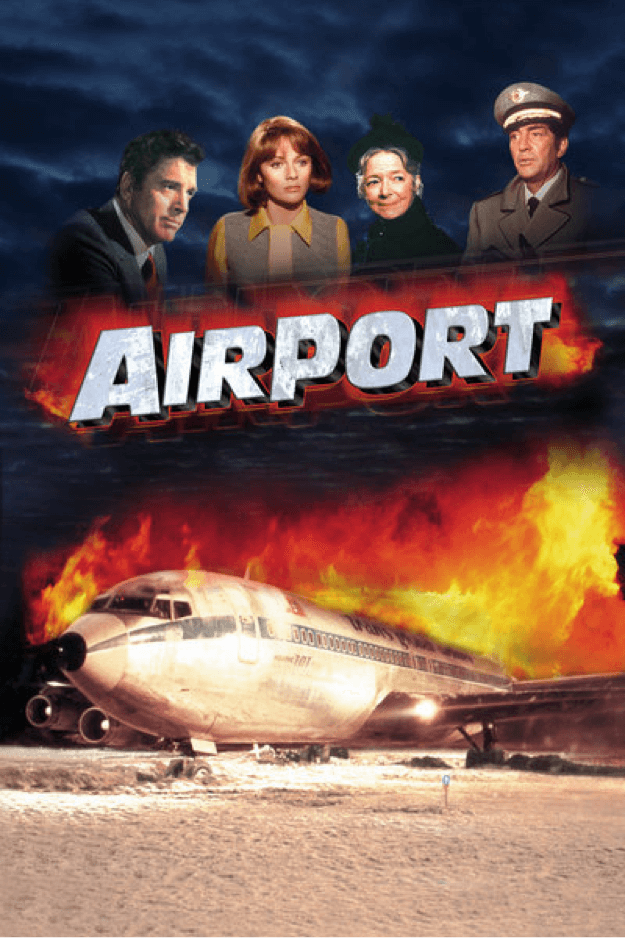 Airport movie poster